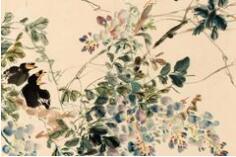 花鸟画大师王雪涛创作的六大心得