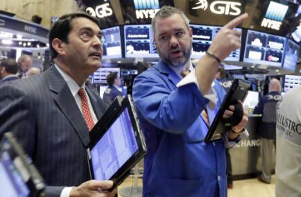 美股小幅高开,市场正在等待美联储主席鲍威尔向美国众议院作证