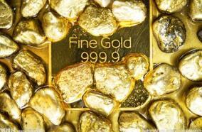 现货黄金周四迎来大跌 数据对美元形成较大提振