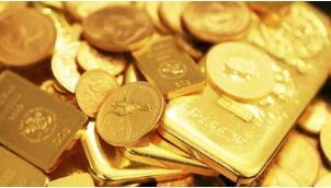 美元汇率下跌 黄金期货价格周四跌幅0.3%