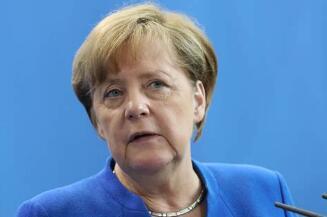 德国总理默克尔继续游说特朗普 缓解两国关系