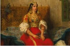 19世纪法国绘画大师德拉克洛瓦的手稿与创作 《自由引导人民》