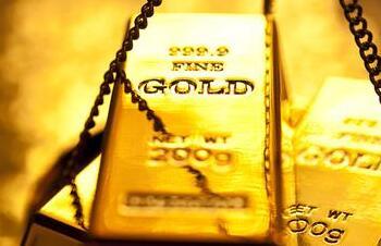 黄金期货价格周五收涨0.6% 创下逾两周来最大升幅