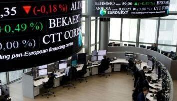 欧洲股市20日收低  泛欧斯托克600指数收低0.09%