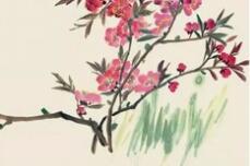 国画中各种花卉的画法,太全了!