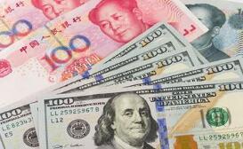 26日人民币中间价上调378点,人民币兑美元中间价报6.7662