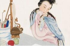 谢之光的画曾经风靡了整个上海画坛!