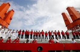国产海雾观测仪器首次亮相北极科考