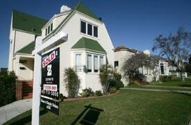 美国房价又回到高位 外国买家却似乎变得谨慎