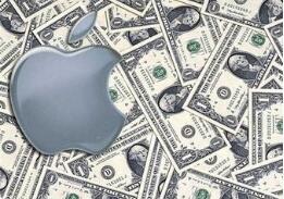 美股:美股周四上涨 科技股领涨 苹果公司市值达到1万亿美元大关
