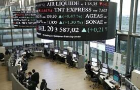 欧洲股市周五走高  英镑周五一度短暂跌破1.30关口