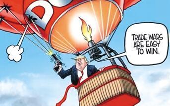 美国轻启战端后果难料 世界经济正遭遇严峻挑战