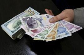 土耳其里拉兑美元汇率跌幅一度超过20%  搅动全球市场