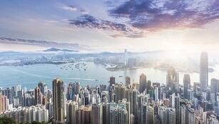 港股市场内房股集体下挫,中国恒大、融创中国跌逾5%
