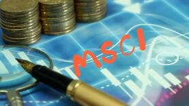 5支A股股票加入MSCI中国A股在岸指数,3支成份股被删除