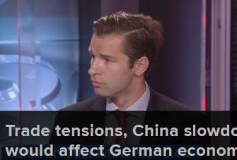 德国经济转向更高速度