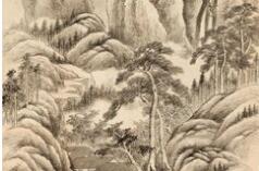 四王之后山水画大家  戴熙作品欣赏
