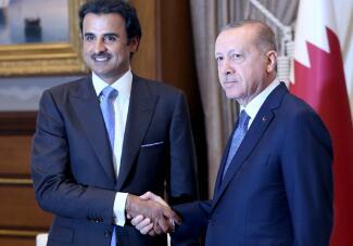 卡塔尔承诺向土耳其直接投资150亿美元