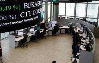 欧洲股市周四上涨  泛欧斯托克600指数收盘上涨0.53%