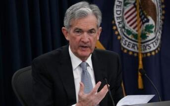 联储主席鲍威尔央行年会讲话  美元指数一度重挫 金价飙升
