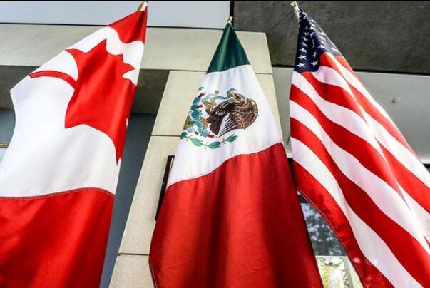 据悉美国和墨西哥最早将于周一就NAFTA达成协议