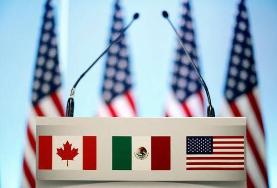 美国宣布与墨西哥达成贸易协议 将终止北美自贸协定(Nafta)