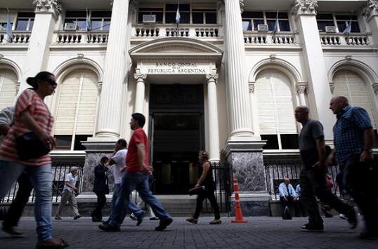 阿根廷央行紧急加息至60%也未能阻止投资者出逃