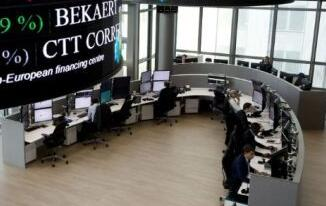 欧洲股市周四收盘下跌  英国富时100指数下跌0.62%