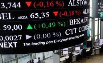 欧洲股市周五下跌 汽车制造商表现最差
