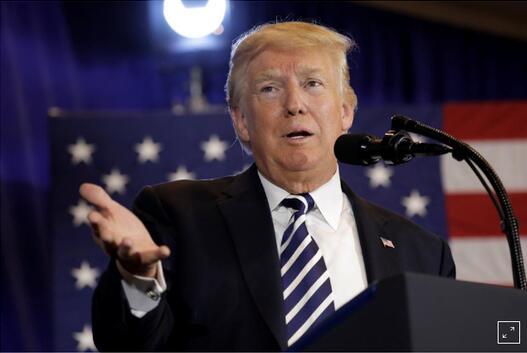 特朗普称没必要让加拿大加入NAFTA 警告国会不要干涉