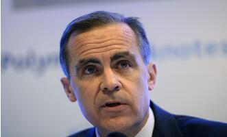英国央行行长马克·卡尼仍然预计将于2019年离职