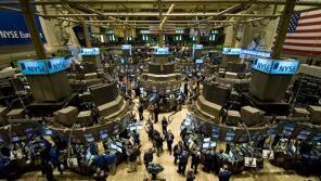美股:美股小幅收跌 标普500指数收跌4.80点  道琼斯指数收跌12.34点