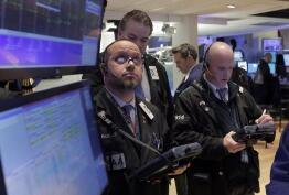 美股收盘涨跌不一,纳指连续第三个交易日收跌