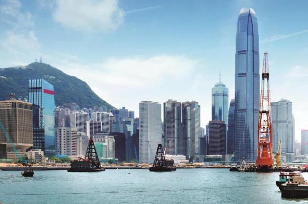 香港超越纽约成全球