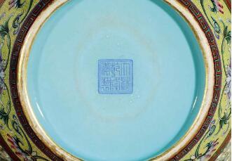 乾隆洋彩瓷将亮相香港苏富比 8年前4300万英镑落槌