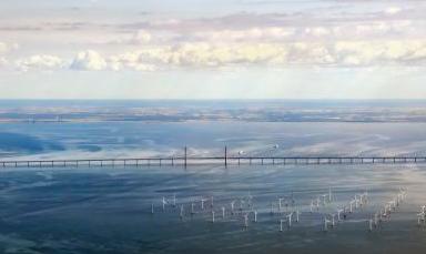 更大的涡轮机有助于推动欧洲风能的增长