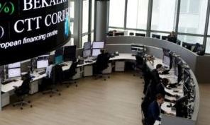 欧洲股市周四收盘时回吐稍早涨幅 多数板块跌至消极区域