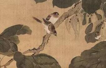 清 沈铨教你画梅兰竹菊,太珍贵了!