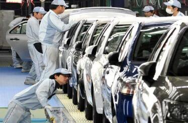 日本大型制造业企业信心连续3个季度恶化