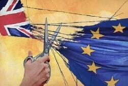 """欧盟将为英国提供前所未有的""""超级动力的""""自由贸易协定"""