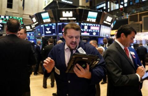 美国科技股创2011年8月份以来最糟糕的一天表现