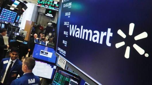慌乱的华尔街股票投资者担心股市回调