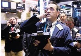 美股大震荡   道琼斯指数跌幅为0.36%  科技类股普遍收跌
