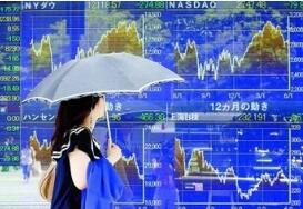 亚太股市早盘均大跌 日经225指数大跌超3%