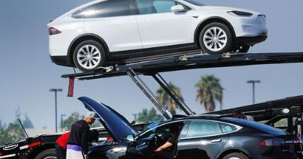 特斯拉将取消Model S轿车和Model X运动型车内设计选项  简化装配厂生产