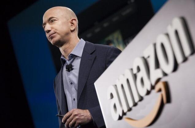亚马逊周五股价大跌近8%  市值被微软反超  贝索斯的净财富为1473亿美元