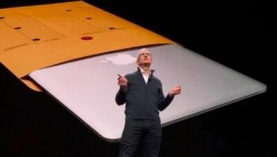 """苹果公司发布新品:新iPad Pro无Home键、无""""刘海"""""""