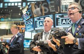 美国三大股指均绿盘报收 纳指创3月份以来最大单周跌幅