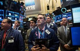 美股周三开盘大涨  道指上涨230点