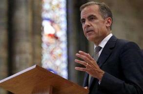 英国央行行长卡尼:货币政策委员认为供需大致平衡